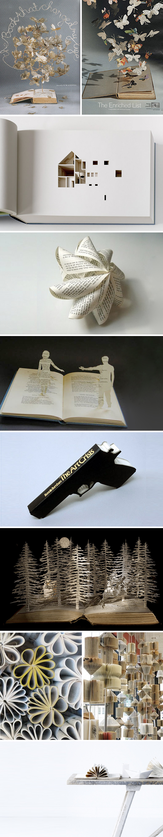 Bibliogami origami bokkonst papper