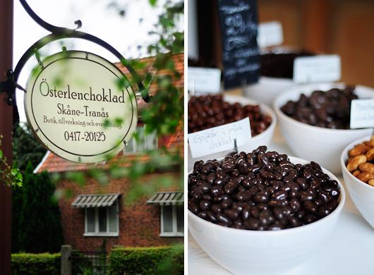 Choklad Österlen