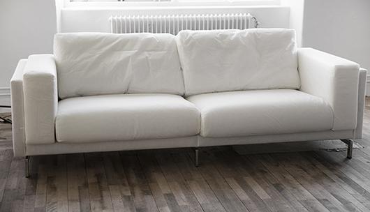 IKEA Nockeby soffa 2 sits Stockholm citiboard