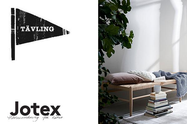 Annons: Tävla och vinn presentkort hos Jotex Trendenser