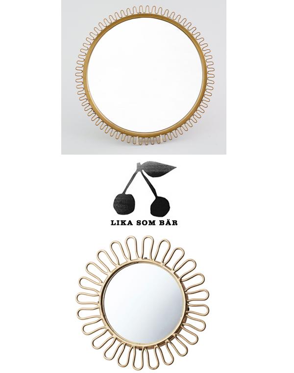 Indiska Spegel