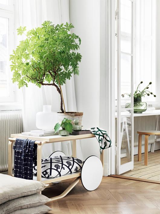 Dagmar + konstverk = superfint! | ELLE Decoration