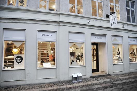 butikstips köpenhamn inredning