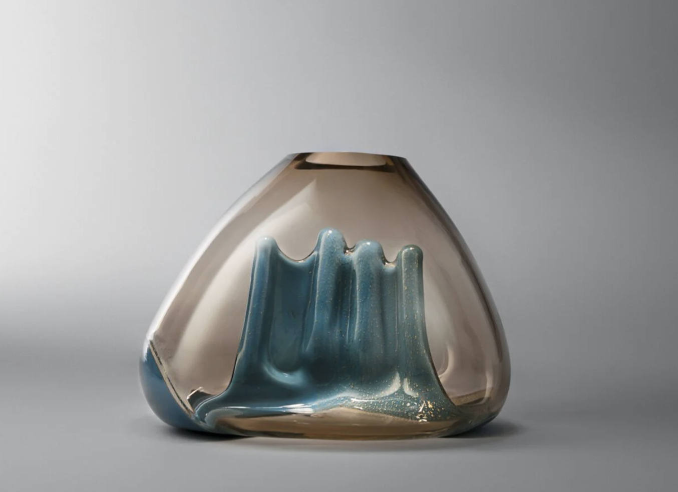 Byredo glass art